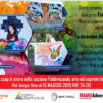 """""""Fabbricando Arte"""", iniziativa promossa dal CIAP arriva alle fasi finali."""