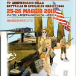 75° anniversario della battaglia di Aprilia: le iniziative del 25 e 26 maggio.