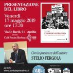 """""""L'inganno antirazzista"""": il 17 maggio la presentazione del libro."""