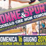 Festa dello Sport Femminile ad Aprilia.