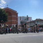 Festa ad Aprilia per il 3° raduno provinciale dei Bersaglieri.