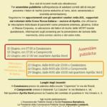 """""""Aprilia in Salute"""": quinto appuntamento al Quartiere Nord."""