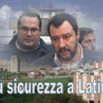 """Salvini alla Questura di Latina, Vulcano: """"Entusiasti della visita del Ministro"""""""