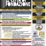 """""""Le città di Fondazione"""": due giorni di eventi a Piana delle Orme."""