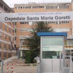 In attesa della visita danneggia una finestra dell'ospedale, denunciato un 27 enne.
