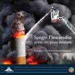 """Spegni l'incendio prima che possa iniziare"" l'appello dell'ASTRAL."