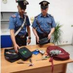 Scauri: tratti in arresto due giovani per furto.