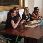 COMFORTABLY ROCK: I Pink Floyd ospiti a Priverno scatenano la città.