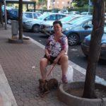 Lo Stato scompare al quartiere Toscanini: donna abbandonata in strada.