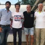 Lorenzo Rubinetti nuovo coach per la Virtus Basket Aprilia Femminile.