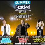 Summer Festival: un week end all'insegna della musica!