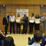 Alessandro Marchetti premiato dall'NHRF per l'impegno umanitario.