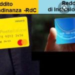 Riaperti i termini per l'offerta formativa per REI o RDC.
