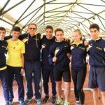 La Runforever ai campionati regionali di Rieti al Guidobaldi.