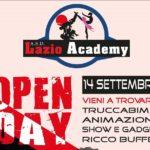 Domani alle ore 16:30 l'open day dell'ASD Lazio Academy.