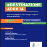 #DestinazioneAprilia: la presentazione di Lazio Innova in Sala Consiliare.