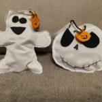 Il Quartiere Agroverde festeggia Halloween con caramelle per i bambini.
