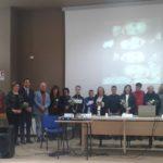Giornata contro femminicidio, Vulcano presente all'evento al Rosselli.