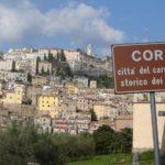 Cori, il 9 novembre terza Giornata di studi in ricordo di Pier Luigi De Rossi