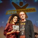 L'apriliana Jaqueline Branciforte vincitrice dell'Area Sanremo 2019.