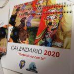 """""""Portami via con te"""": il calendario dell'associazione Amici di Birillo."""