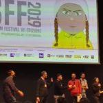 L'I.C. Pascoli presente all'As Film Festival per informare sull'autismo.