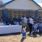 """Progetto """"Solidarietà Meucci"""": inaugurata la Scuola in Sierra Leone."""