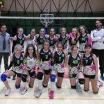 Volley, Cosmos Latina concede il bis contro Volley Friends Roma.