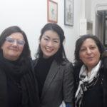 Dal Giappone all'I.C. Garibaldi: Naoko Kuroi studia la scuola italiana.