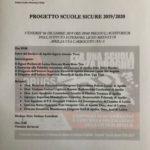 """Il progetto """"Scuole Sicure"""" alla scuola Meucci di Aprilia."""