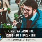 L'Amministrazione comunale organizza la camera ardente per Roberto Fiorentini.