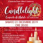 Candlelight: il concerto di Natale dei Liberi Cantores.