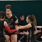 Volley, la Domus Igea Aprilia cede 3-0 al Cisterna 88.
