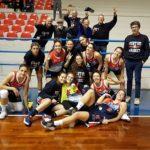 La Virtus Basket Aprilia vince in trasferta a Orvieto.