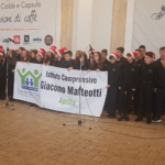 """""""Un cuore di Natale"""" il concerto dell'I.C. Matteotti di Aprilia il 21 dicembre."""