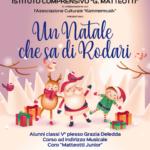 """""""Un Natale che sa di Rodari"""": il concerto dell'I.C. Matteotti."""