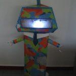 All' I.C. Matteotti Guadagnuolo presenta PET, il primo robot palombaro.