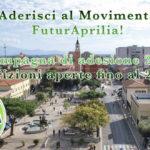Movimento FuturAprilia: avviata la campagna di tesseramento.