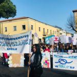 L'I.C. Gramsci colora Aprilia con la Marcia contro Bullismo e Cyberbullismo.