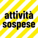 """""""Prossima Apertura"""": sospese tutte le attività riguardanti Piazza della Comunità europea."""