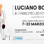 """""""Il Racconto corre sul filo"""": la mostra personale di Luciano Bonomi."""