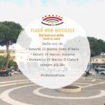 Aprilia: dalle ore 18 flash-mob per cantare l'Inno d'Italia.