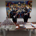 Indiano sorpreso con più di 30 kg di droga: intervengono i CC di Aprilia.