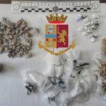 Formia: arrestato un uomo in possesso di droga.