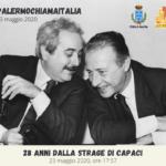 Il Comune di Aprilia aderisce al flashmob ANCI per la Giornata della Legalità.