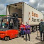 Aprilia, Gruppo Bolton dona 80mila confezioni di generi alimentari.