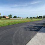 Aprilia: proseguono i cantieri per il rifacimento del manto stradale.