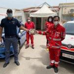 Latina: iniziativa di solidarietà per Croce Rossa Italiana.