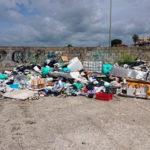 Scoperta mega discarica abusiva al centro del comune di Aprilia.