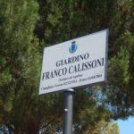 Aprilia, l'ANPI contro l'intitolazione dell'area verde a Franco Calissoni.